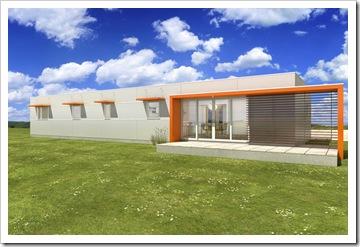 Free green planos y dise os de casas modulares gratis - Casas prefabricadas sostenibles ...