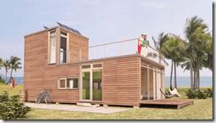 meka casa container modelo THOR960