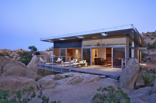 Rock Reach House by Blue Sky Homes