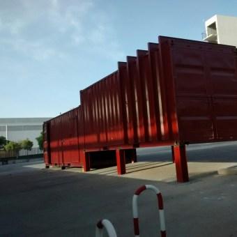 Container – módulos adicionales