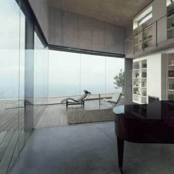 Casa en Tenerife de Corona y P. Amaral Arquitectos