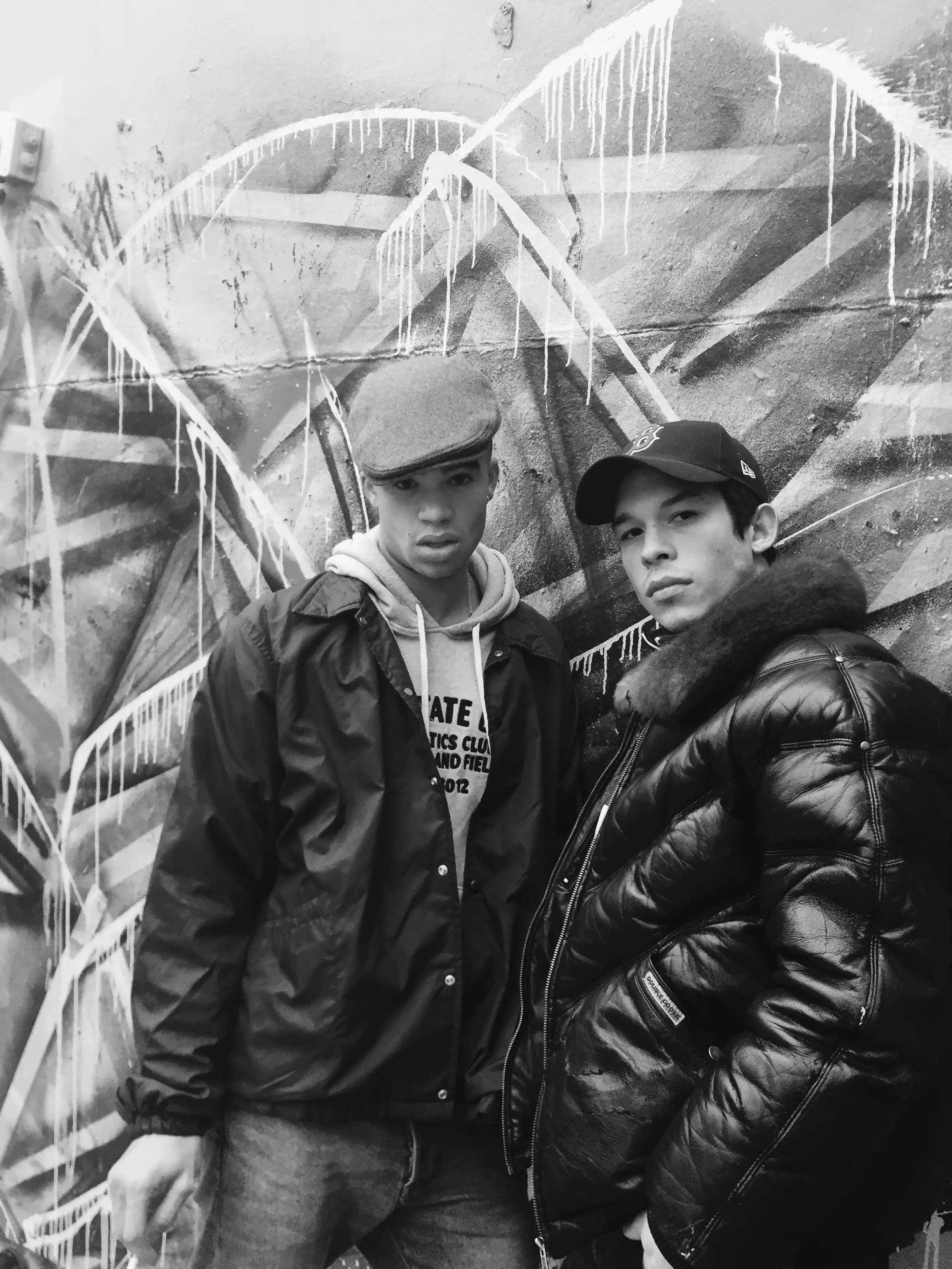 Kool Shen Et Joey Starr : starr, Premières, Images, Biopic, Dévoilées