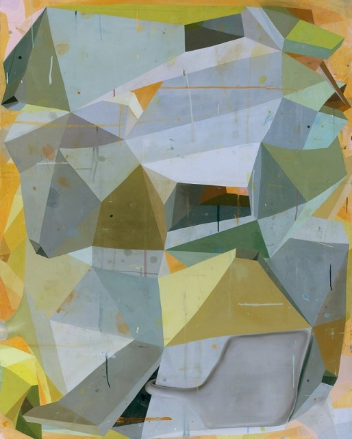 Derring-do oil on canvas, 60x48 inches. 2012
