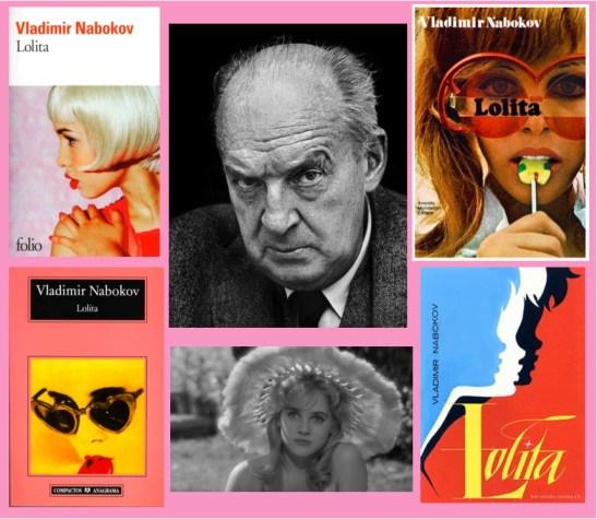 Nabokov collage