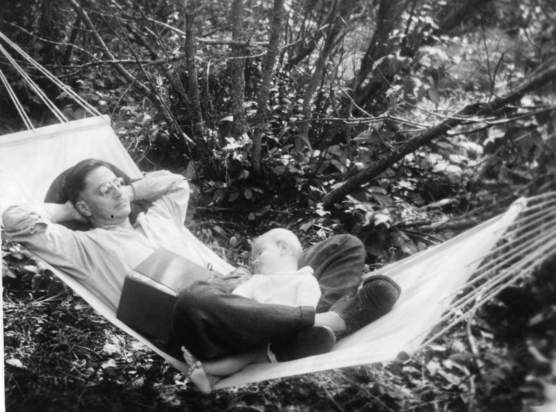 Lustful hammock humping