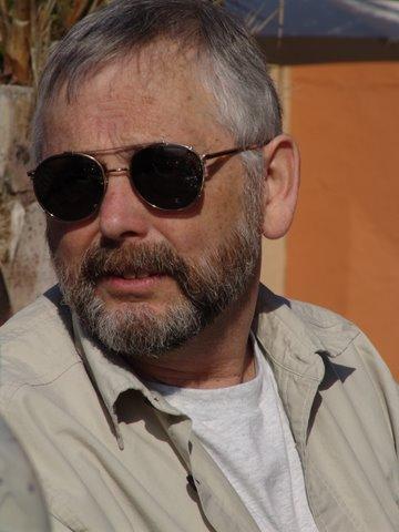 Robert Miner in Cyprus