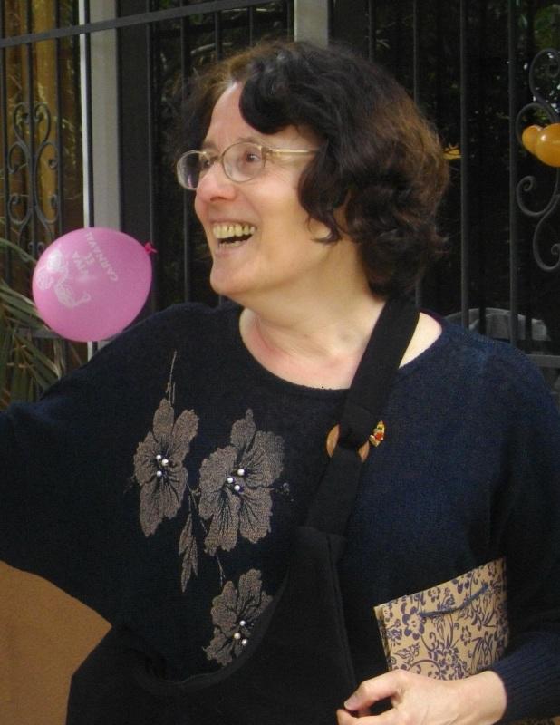 Woman Barrancabermeja