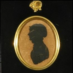 Dorothy Wordsworth's silhouette