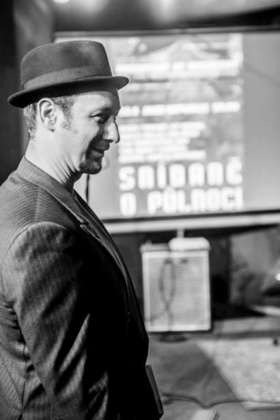 Louis Armand at Jazz Republic 23.5.13