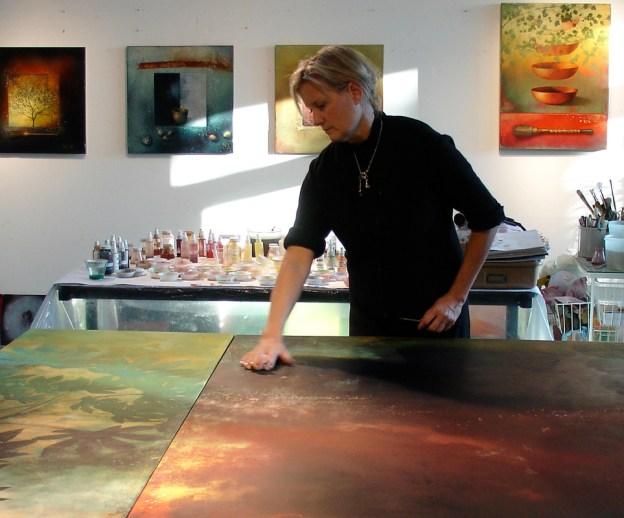 Lowe in Studio
