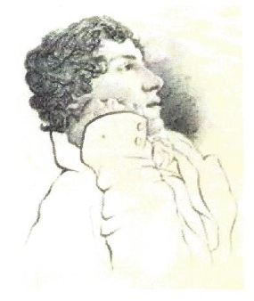 PencilSketch by Charles Brown 1819