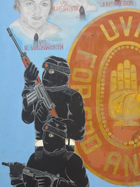 UVF paramilitaries