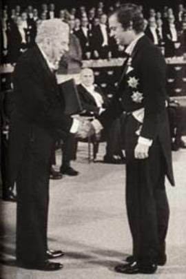 Montale - Nobel Prize