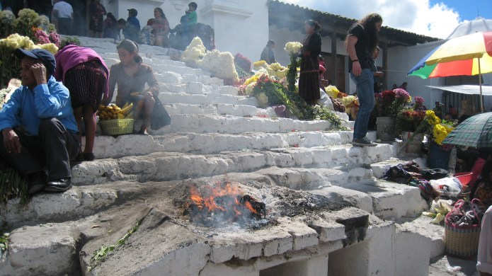 Chichi fire