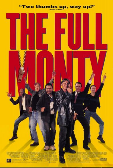 numro cinq at the movies the full monty notes on narrative form douglas glover