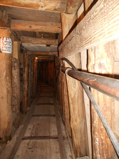 Tunel Spasa Interior
