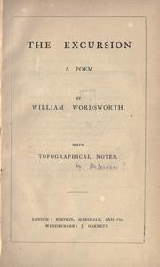 Wordsworth_Excursion