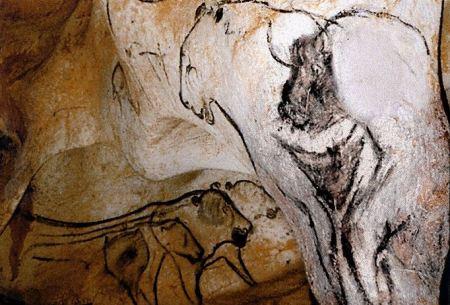 Chauvet lion
