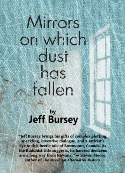 Jeff Bursey cover
