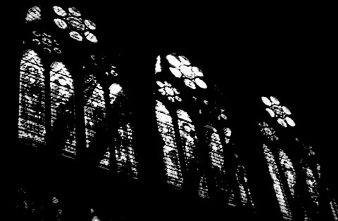 16 church dark windows