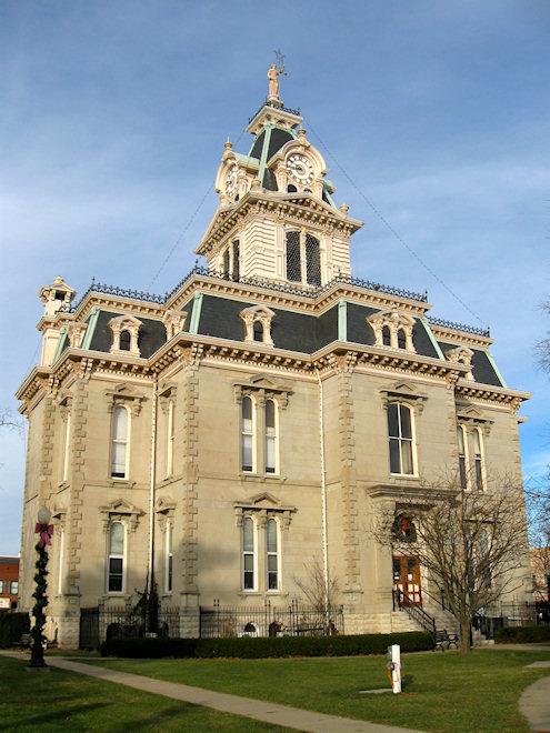 Davis County Courthouse