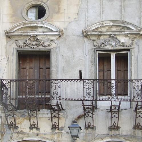 Palermo balcony