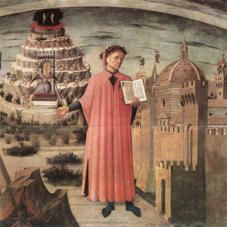 The Anxiety of Laughter: An Essay on Reading Dante --- Mark Jay Mirsky