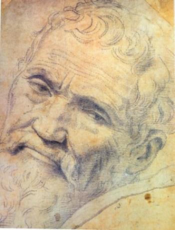 Michelangelo - Daniele da Volterra, 1533, Florence Italy