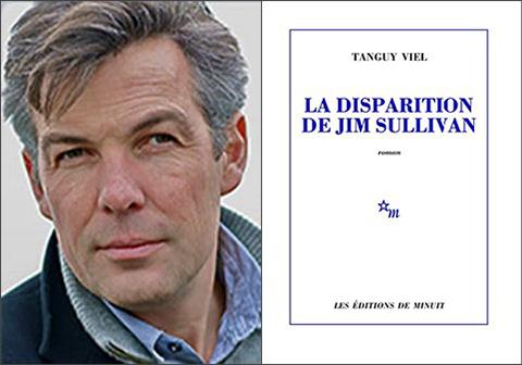 Tanguy Viel Disparition de Jim Sullivan