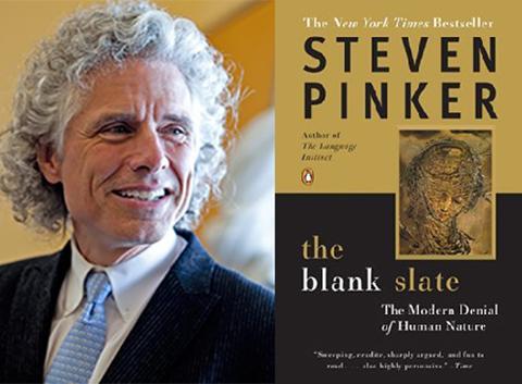 Steven Pinker Blank Slate