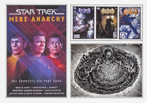 sci fi collage
