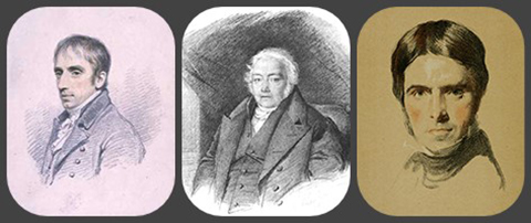 Wordsworth Coleridge Carlyle composite