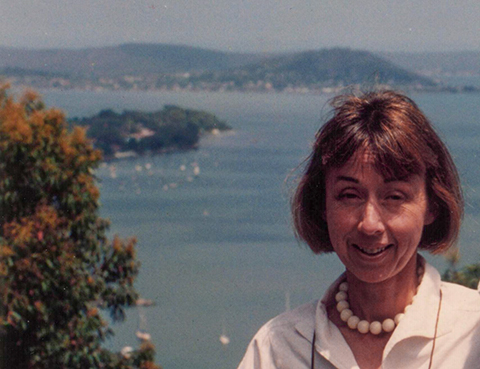 Elizabeth Thomas in the late 1980s