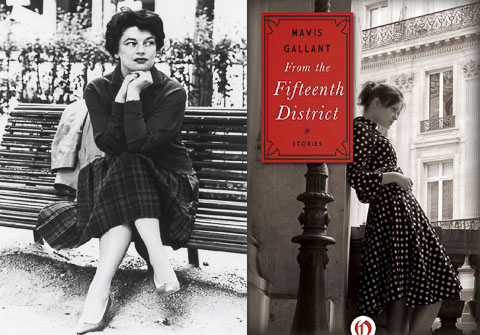 Mavis Gallant from-the-fifteenth-district-book-cover