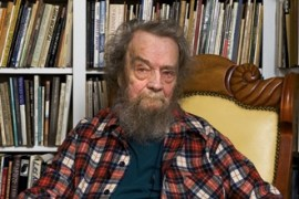 Three Questions for Donald Hall | Interview --- Allan Cooper