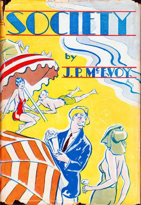 Society cover image