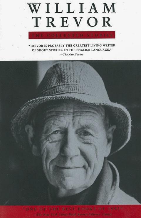 William Trevor book cover image