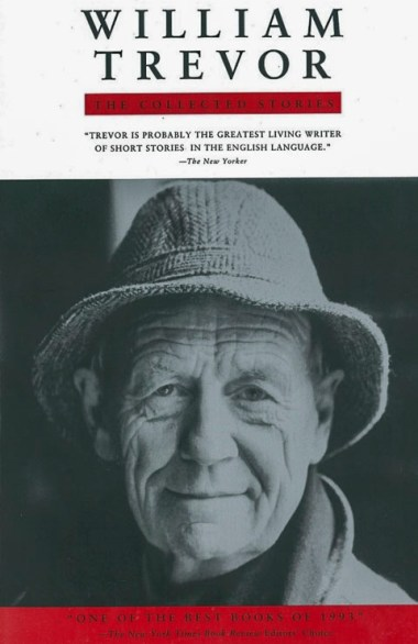 William Trevor book cover image