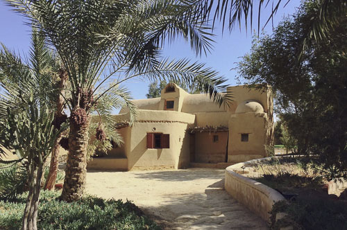 House in Fayoum