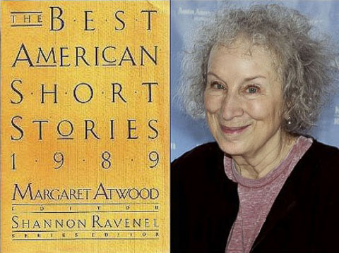 Margaret Atwood Best American Short Stories collage_1