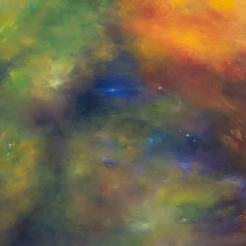 Celestial Dream cropped painting 1