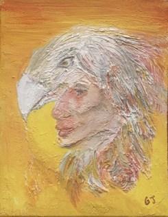Shaman Eagle Spirit