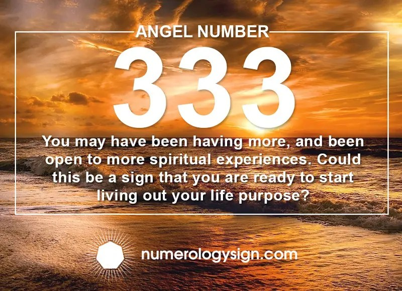 Angel Number 333 Meanings  Why You are Seeing 333