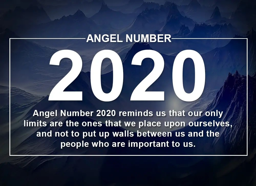 Angel Number 2020 Meanings Why Are You Seeing 2020