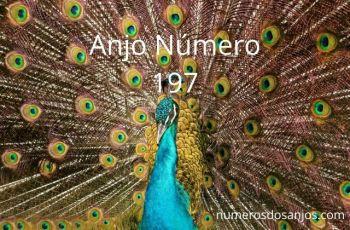 Anjo Número 197 – Significado do Número do Anjo 197