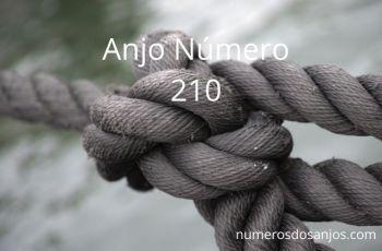 Anjo Número 210 – Significado do Número do Anjo 210