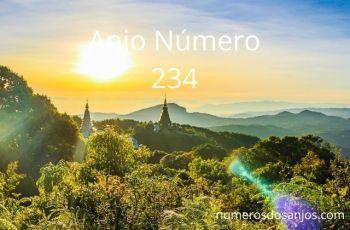Significado do anjo número 234 – Significado do Número do Anjo 234