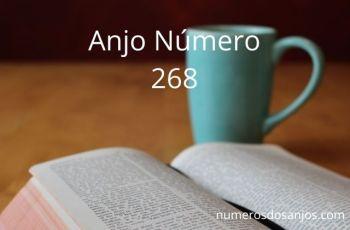 Anjo Número 268 Significado – 268 Número do anjo