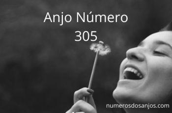 Anjo número 305 – Significado do anjo número 305