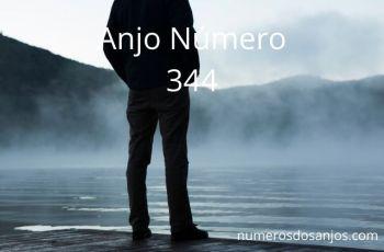 Anjo Número 344 – Significado do anjo número 344